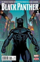 Pantera Negra portada 1