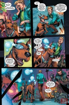 Previa de Scooby Doo Apocalypse #01 04