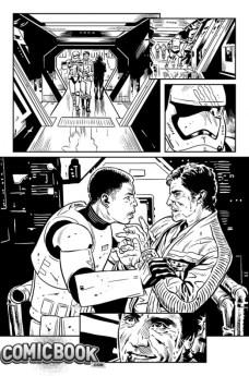 Star Wars El despertar de la Fuerza 4