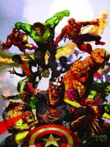 The Art of Painted Comics Página interior (12)