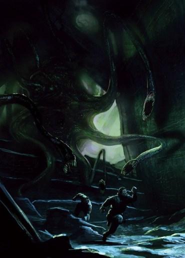 El universo de Lovecraft