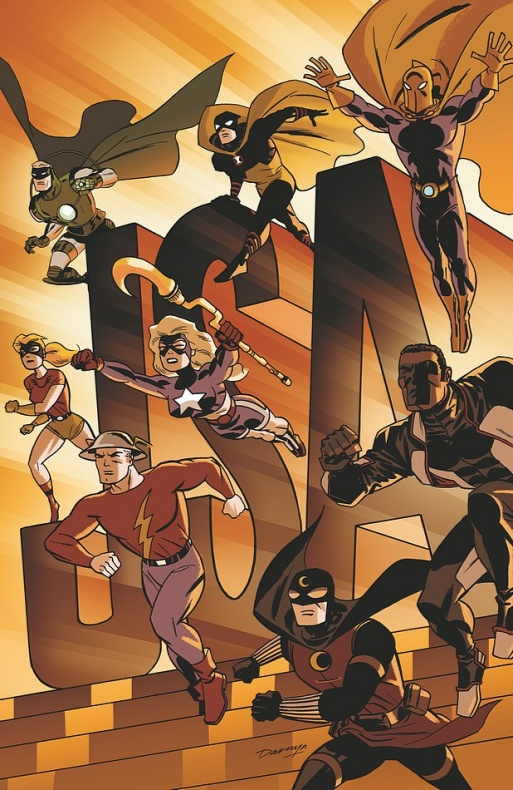 11 historias de cómic jamás resueltas JSA