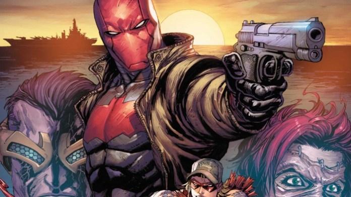 12 Villanos de comic que deberían aparecer en la gran pantalla principal Red Hood