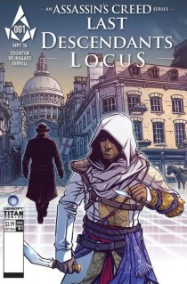 Assassin's Creed Last Descendants Locus Portada