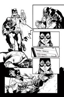 Batgirl and the Birds of Prey Rebirth Página interior (4)