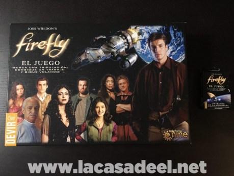 Firefly El Juego