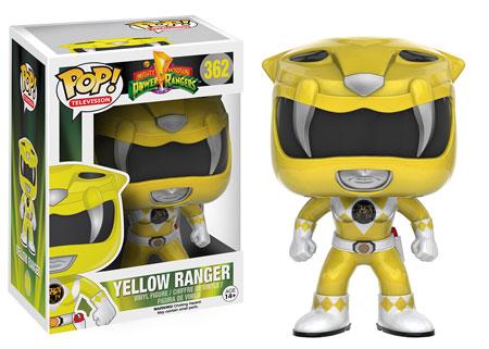 Funko POP! Ranger Amarillo