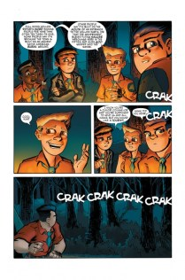 Ghoul Scouts Página interior (3)