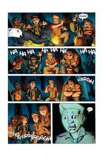 Ghoul Scouts Página interior (4)