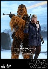 Hot Toys Han Solo Chewbacca (1)