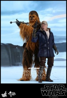 Hot Toys Han Solo Chewbacca (3)