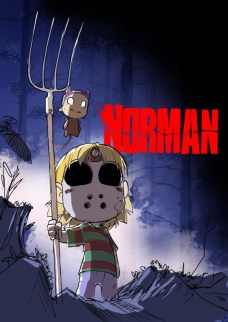 Norman Portada alternativa de Stan Silas