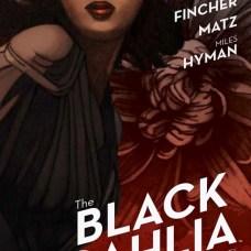 The Black Dahlia Portada de Miles Hyman