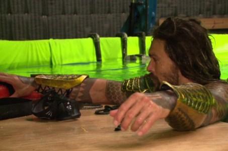Aquaman rodaje Batman v Superman 01