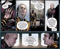 Doctor Strange cómic precuela 3