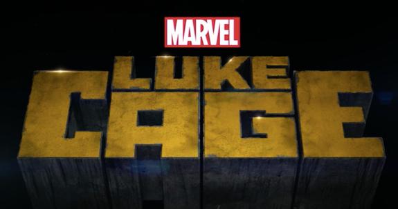 Luke Cage Logo Marvel Netflix