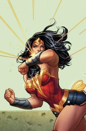 Wonder Woman Frank Cho Portada alternativa 3
