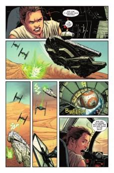 Star Wars El Despertar de la Fuerza 2 3