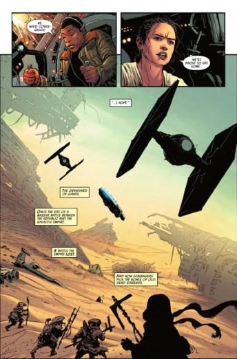 Star Wars El Despertar de la Fuerza 2 5