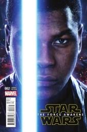 Star Wars El Despertar de la Fuerza 2 Portada 3
