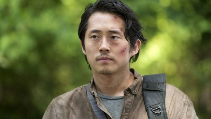 Steven Yeun The Walking Dead