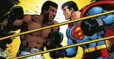 Superman vs. Muhammad Ali Destacada