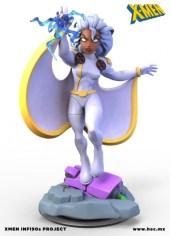 X-Men Disney Infinity figuras fanmade 03