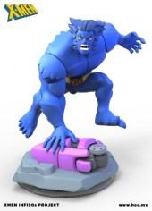 X-Men Disney Infinity figuras fanmade 04