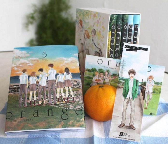Orange Coleccion Cofre