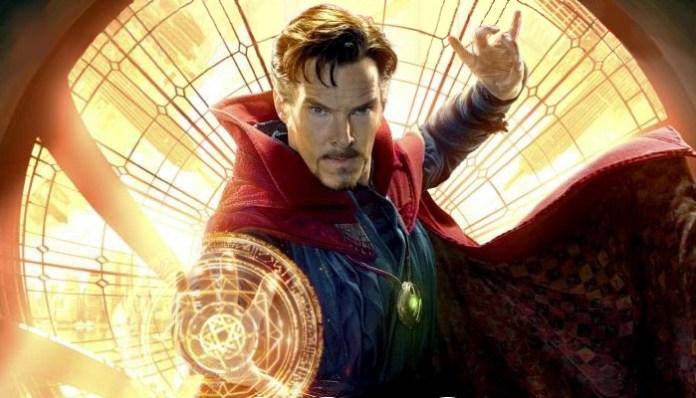 Doctor Strange - portada Empire