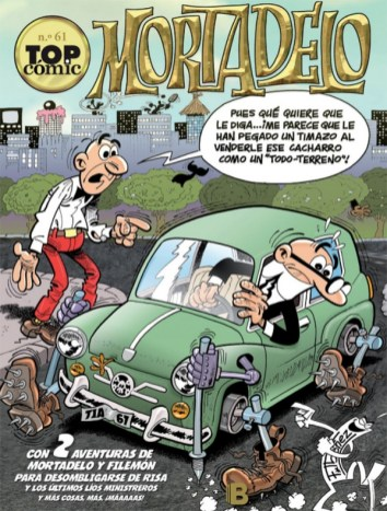 top-comic-mortadelo