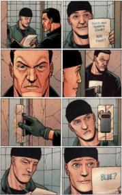 Steve Dillon - Punisher MAX 01