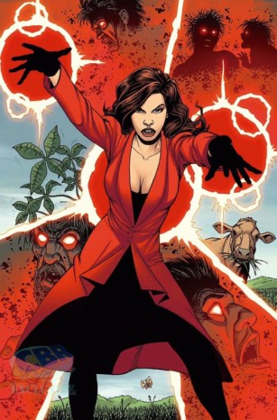 Steve Dillon - Scarlet Witch