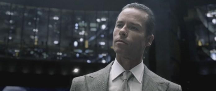 Guy Pearce en Alien: Covenant