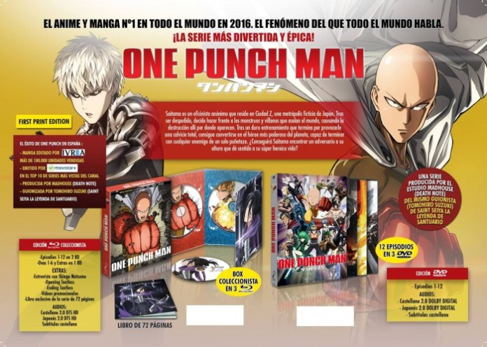 one punch man 1 3