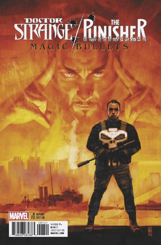 Doctor Strange y The Punisher
