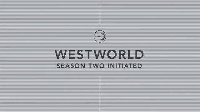 Westworld - Anuncio temporada 2