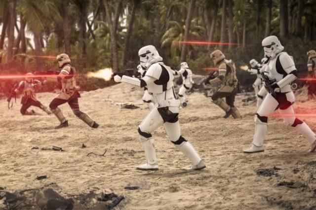 Crítica de 'Rogue One: una historia de Star Wars'