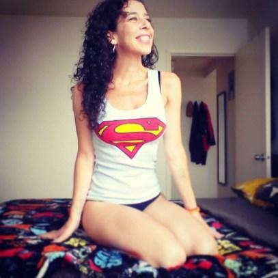 Carolina Jiménez - Superman 01