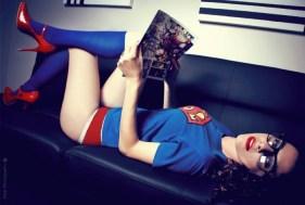 Carolina Jiménez - Superman 02