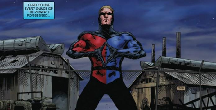Peter Cannon Comic Watchmen
