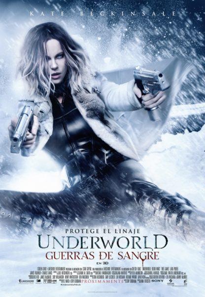 Crítica de 'Underworld: guerras de sangre'