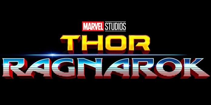 Thor: Ragnarok - nuevo logo