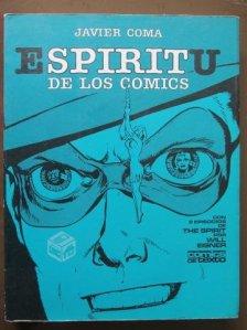 Javier Coma - El eSPIRITu de los cómics