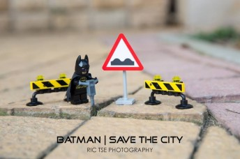 batman save the city 4