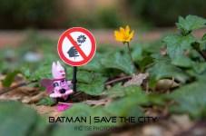 batman save the city