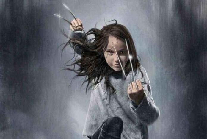 Logan arte conceptual X-23 portada