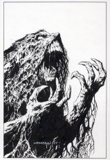 Swamp Thing - Wrightson