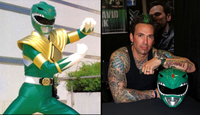 Powers Rangers Jason David Frank