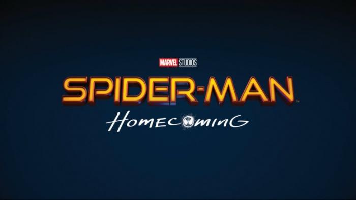 spiderman-homecoming - nuevo logo